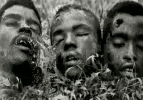 Des victimes des exactions militaires