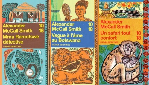 Mme Ramotswe's series,