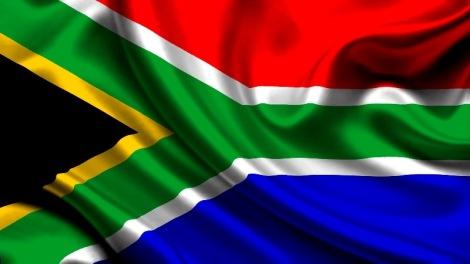 Drapeau de la République d'Afrique du Sud-