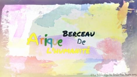 Afrique-berceau-de-l-humanite