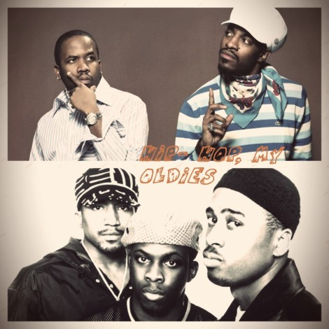 HipHop-Outkast- A Tribe Called Quest